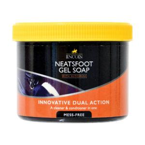 Geel seep Lincoln Neatsfoot oil