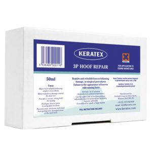 Keratex hoof repair