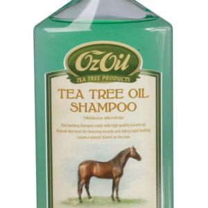 shampoon teepuuõliga