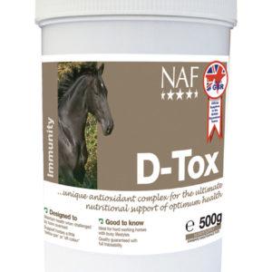 D-Tox hobuse organismi puhastamiseks