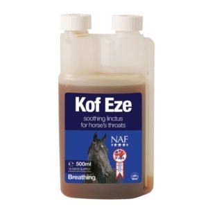 NAF köhasiirup hobustele