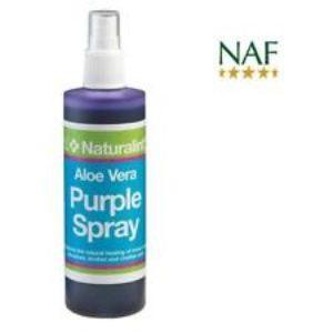 Naf NaturalintX Aloe Vera lilla-sprei