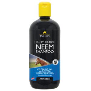 Sügelust vähendav shampoon hobustele